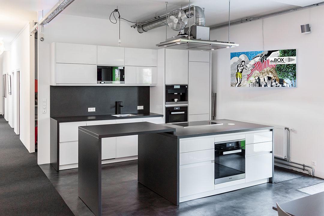 Kuche Mieten Diebox Coworkingspace St Polten